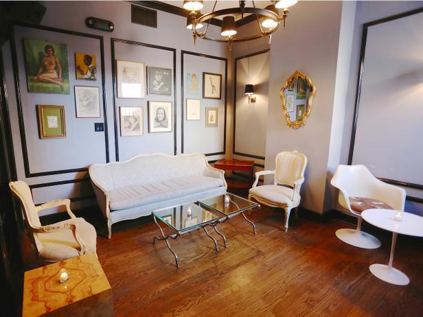 the gibson, interior, restaurant, room, washington, dc