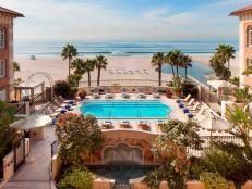 Oyster.com's top picks for romantic LA hotels.