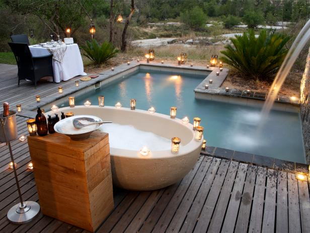 londolozi, granite suites, luxury, pool, south africa