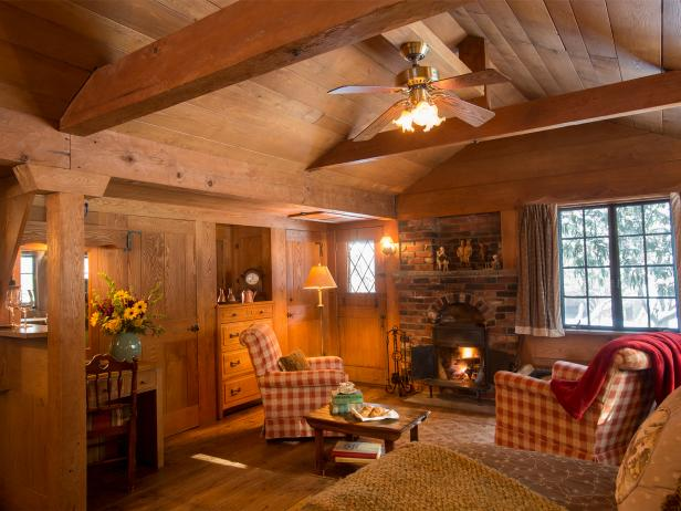 relais chateaux, lodge, interior, glendorn, pennsylvania
