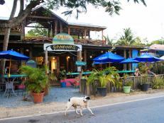 bananas, restaurant, esperanza, vieques, puerto rico