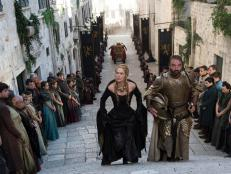 Game of Thrones, HBO, Dubrovnik, Croatia, Lena Headey, Ian Beattie