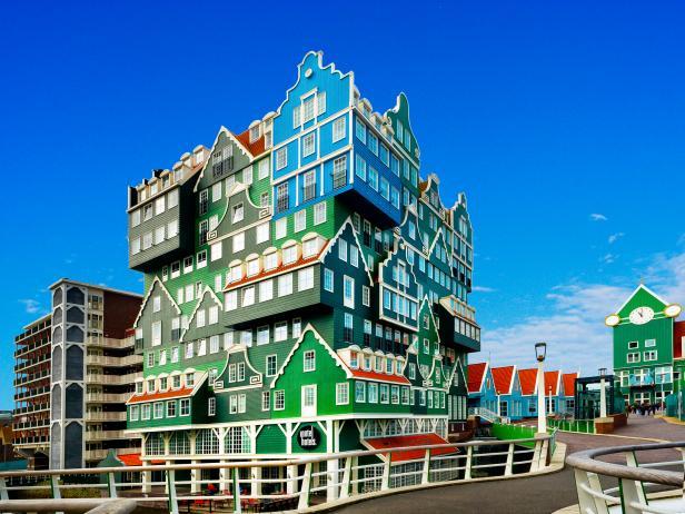 Inntel Hotel Amsterdam-Zaandam, The Netherlands