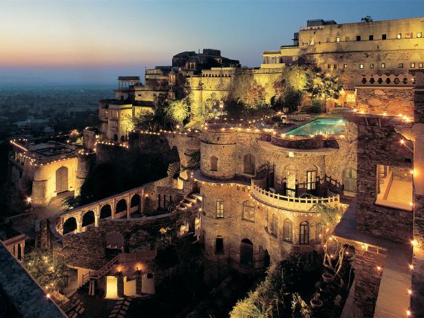 Neemrana Fort-Palace, Rajasthan, India