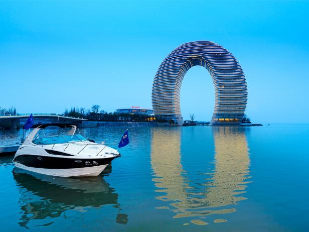 Sheraton Huzhou Hot Springs Resort, China
