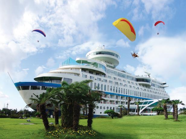 Sun Cruise Resort and Yacht, Gangwon-do, South Korea