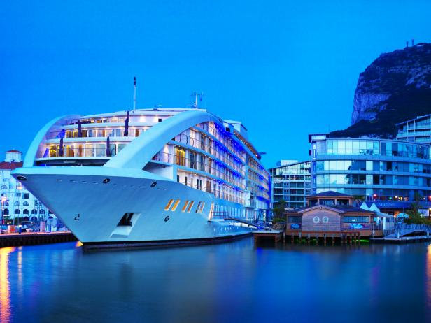 Sunborn Gibraltar Yacht Hotel, United Kingdom