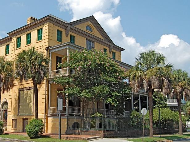 Gullah Tours, Aiken Rhett House, Charleston, South Carolina