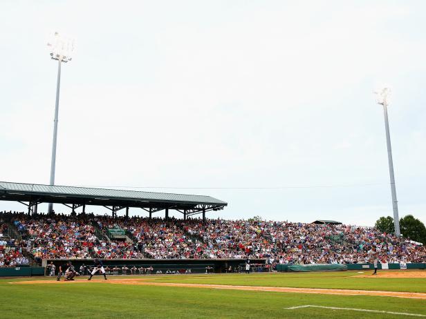 Joseph Riley Jr. Stadium, Charleston, South Carolina