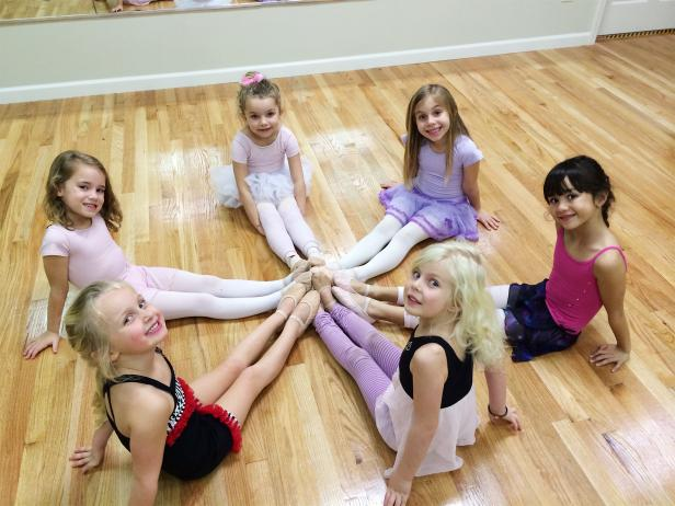 Trudy's School of Dance, Charleston, South Carolina