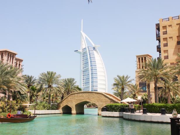Burj Al Arab, hotel, Dubai, United Arab Emirates