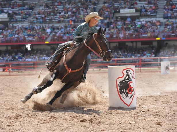 Cheyenne Frontier Days, rodeo, Wyoming
