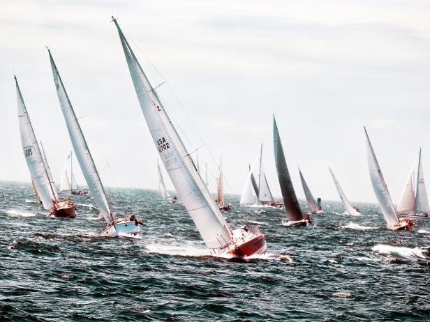 sailing, boats, race week, Nantucket, Massachusetts