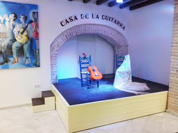 Casa De La Guitarra, Seville, Spain