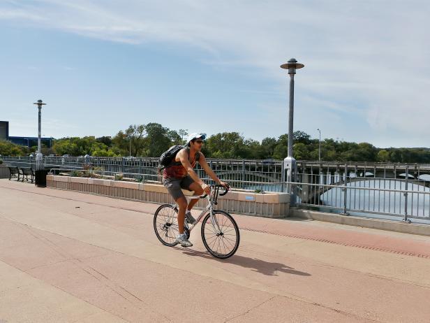 Lance Armstrong Bikeway, Austin, Texas