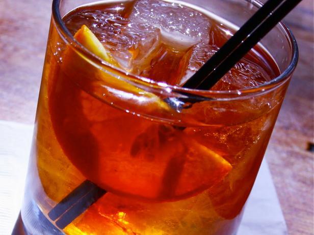 Rankin Vault Cocktail Bar, old fashioned drink, Asheville, North Carolina