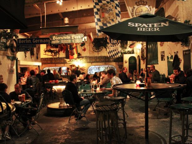 The Red Lion Tavern, bar, Los Angeles, California