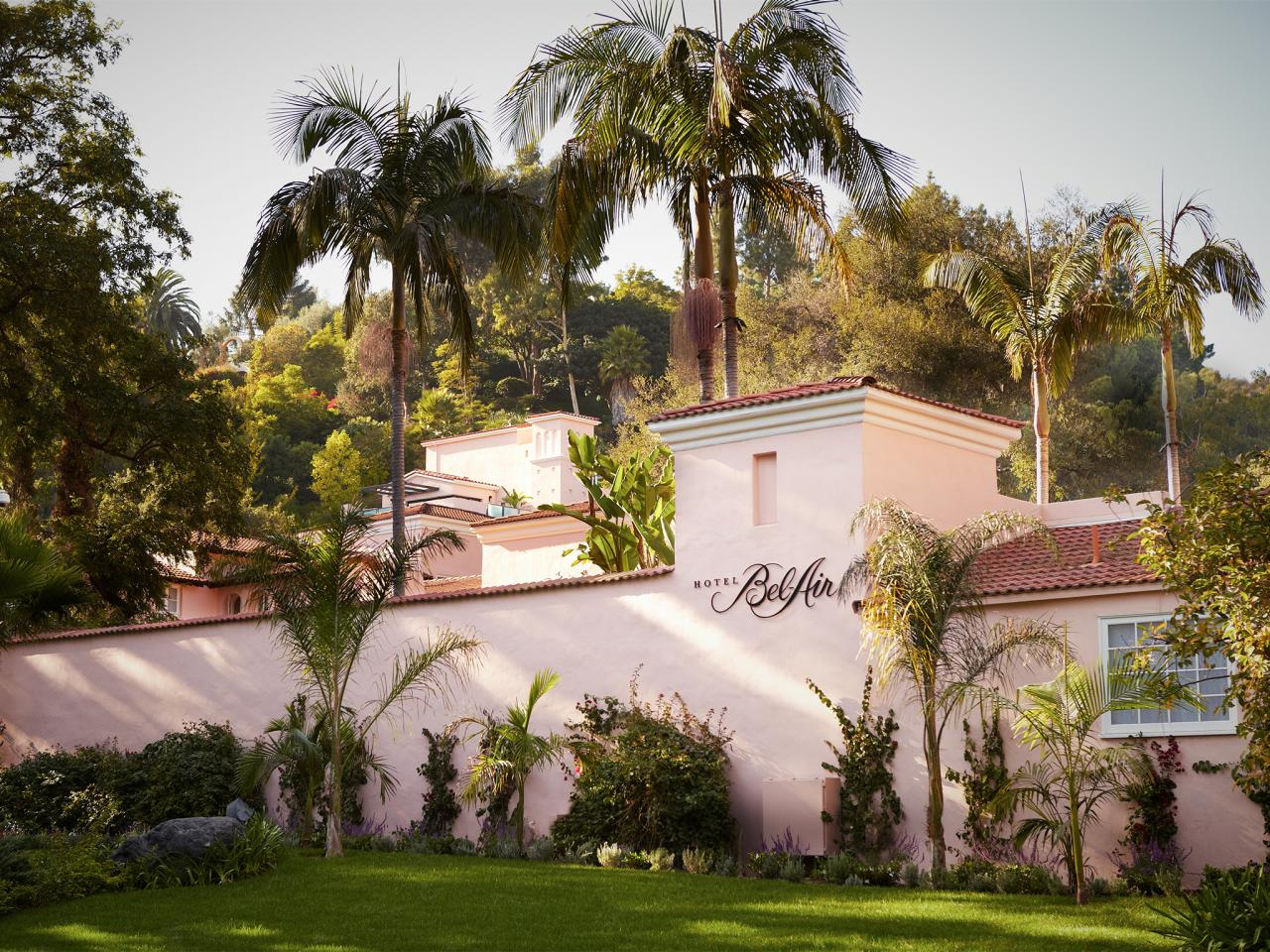 10 Best Hotels In Los Angeles Los Angeles