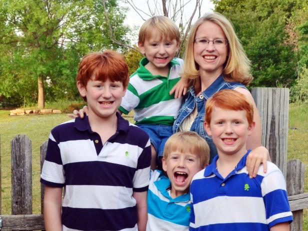 Jessica Bowers, family