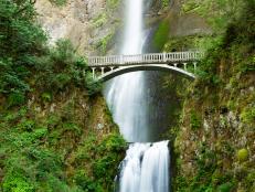 Columbia River Gorge, waterfalls, Bend, Orgeon