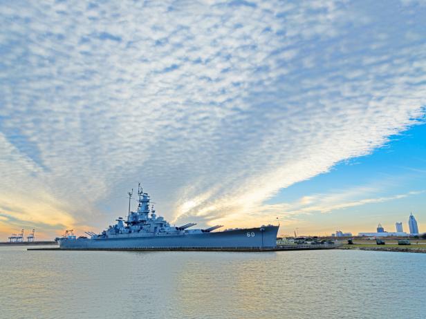 USS Alabama Battleship Park, Mobile, Alabama