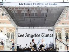 LA Time Festival of Books, Los Angeles, California