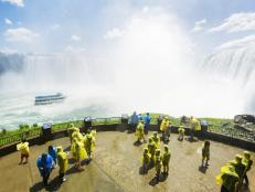 Head to Canada to experience the excitement of Niagara Falls, and see why Niagara is synonymous with romance and adventure.