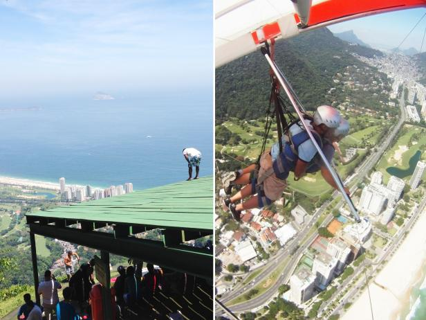 hang gliding, Brazil