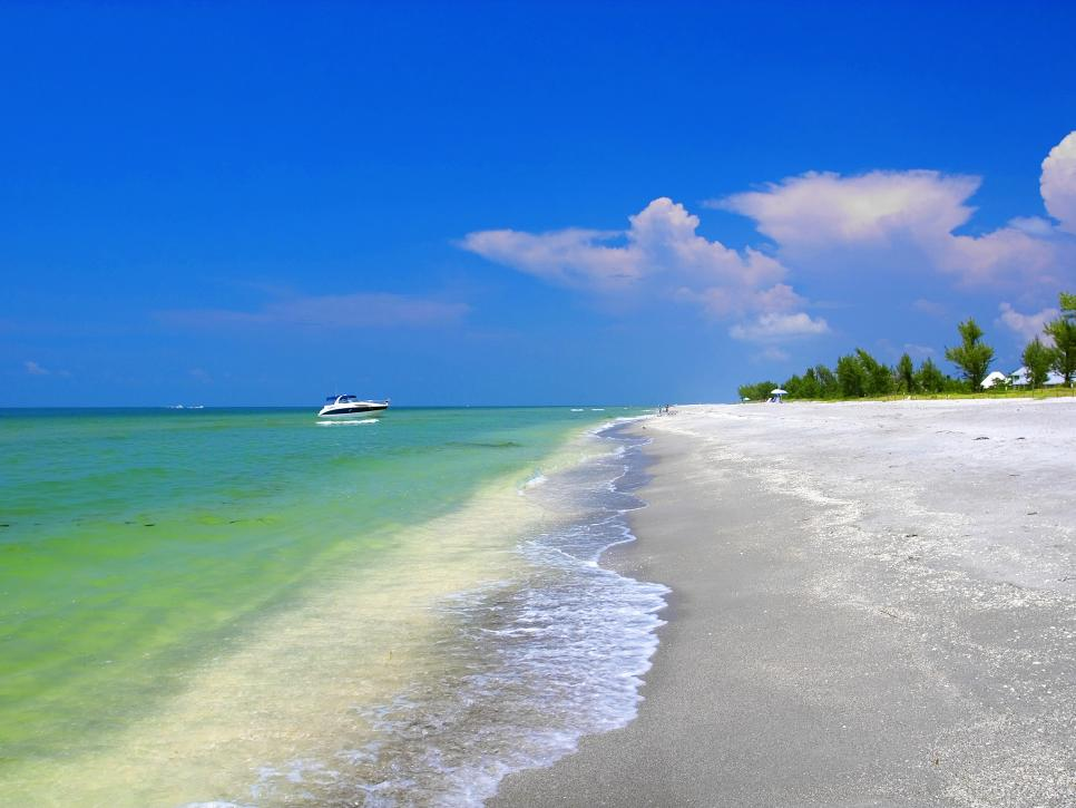 Sanibel Island Florida: Top 10 Florida Beaches : Best Beaches In Florida : Travel