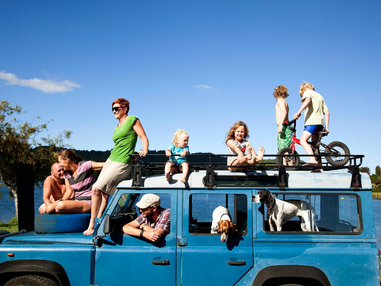Family Road Trip Survival Guide : TravelChannel.com ...