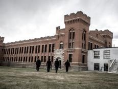 The Ghost Adventure Crew sets off into the desolate walls of the Old Montana Prison.
