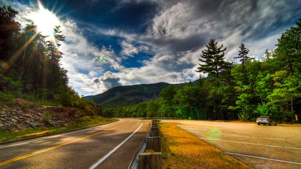 Kancamagus Byway, road trips, east coast, new hampshire