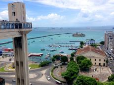 Go north of Rio to explore the people, cultures and food of Bahia state and its capital, Salvador.