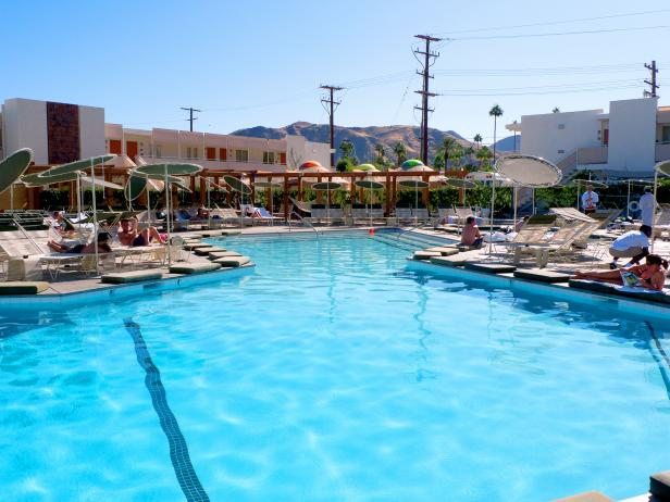 pool ace hotel palm springs california