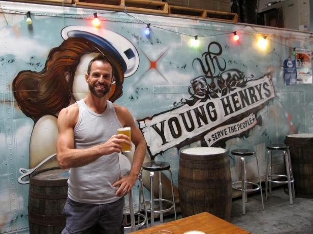 Ewan Porter Standing in Young Henry's