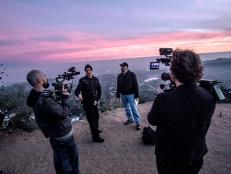 zak bagans aaron goodwin griffith park hollywood california