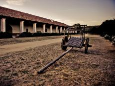 Uncover the eerie and mysterious history of  La Purisima Mission in Lompoc, CA.