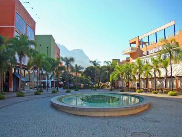 Barra shopping center in Rio de Janeiro