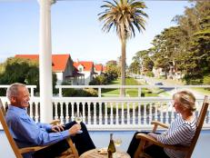 Find out why the Presidio, located in San Francisco, is the perfect place for couples looking for a romantic getaway. <br>