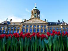 amsterdam, netherlands, culture, europe, royal palace