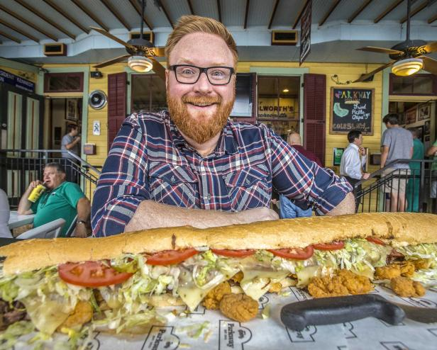 Ginormous Food Travel Channel
