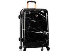 Think beyond basic black the next time you shop for luggage.
