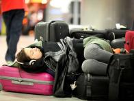 8 Tips for Sleeping at the Airport
