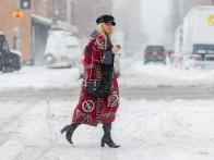 Headed Somewhere Snowy? Here's What to Wear