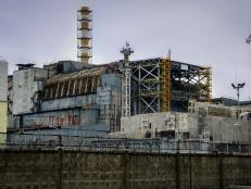 Chernobyl Nuclear Power Plant, Ukraine