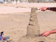 How to Make a Sand Castle