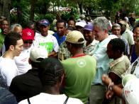 Cuba's Official Baseball Fans
