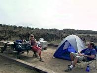 Camping, El Capitan Style