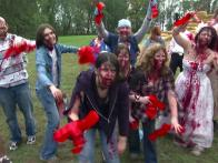 Zombie-Filled Obstacle Course