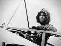 First Female Aviator
